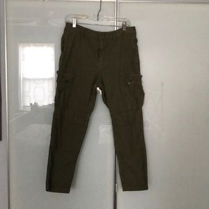 Rag & Bone cropped cargo pants